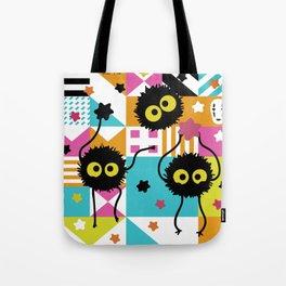 Spirited Away - Sootballs Tote Bag