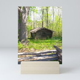 Oak at Sautee Mini Art Print