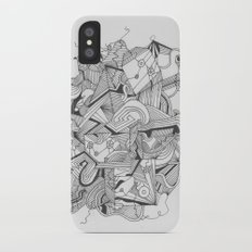 Art of Geometry 3 Slim Case iPhone X