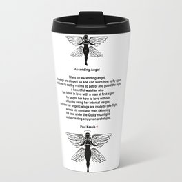 Ascending Angel Travel Mug
