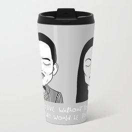 G & M Metal Travel Mug