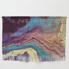 Geode Wall Hanging