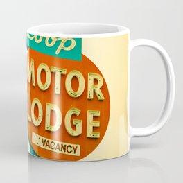 Loop Motor Lodge Coffee Mug