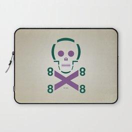 HELLvetica Laptop Sleeve