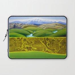 The Lie of the Land: Tararua Laptop Sleeve