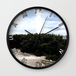 Split Point Wall Clock