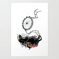 New British Film Festival Art Print