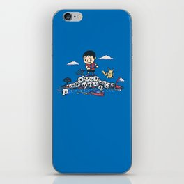 The Villager iPhone Skin