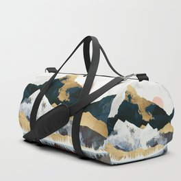 Winters Day Duffle Bag