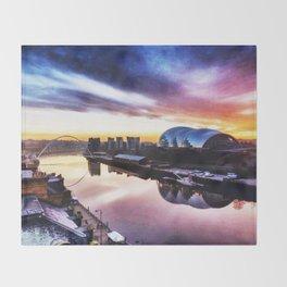 Newcastle Throw Blanket