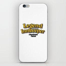 Legend of the Innkeeper Logo #2 iPhone Skin
