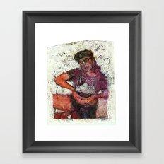 Chub Life Framed Art Print