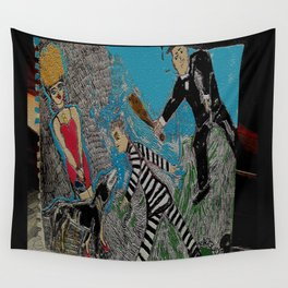 The Chase Wall Tapestry