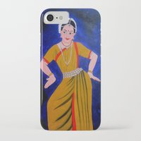 dancer iPhone & iPod Cases featuring Dancer by Priyanka Rastogi