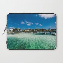 bahamas sea landscape Laptop Sleeve