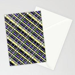 Striped pattern 2 1 Stationery Cards