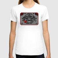 ouija T-shirts featuring Ouija Board by CarloJ1956