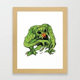 Tendril (Inhumanoids) Framed Art Print