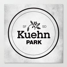 Kuehn Park Canvas Print