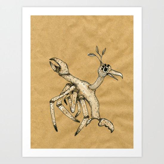 Bird 5 Art Print
