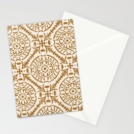 TAZA MEDIA NATURAL Stationery Cards