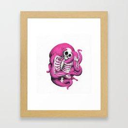 Crushin' Framed Art Print