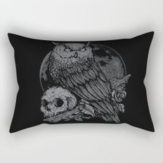 night watcher Rectangular Pillow