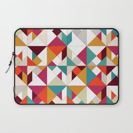 tangram geo Laptop Sleeve