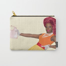 """FIRST NAME: """"Bob"""" / LAST NAME: """"The Drag Queen"""" Carry-All Pouch"""