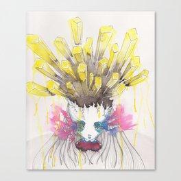 Agoraphobia Canvas Print