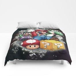 Mario et ses amis Comforters