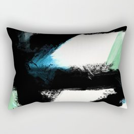 Splash of Color Rectangular Pillow