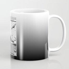 Sci Fi Sky / 2016: The Booth Philosopher Series Coffee Mug