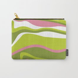 The Graphic Art Series #15: Pink Pesto Carry-All Pouch