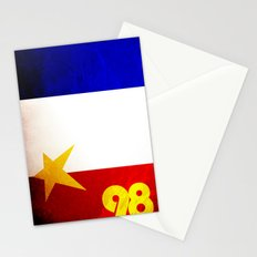 France World Cup Stationery Cards