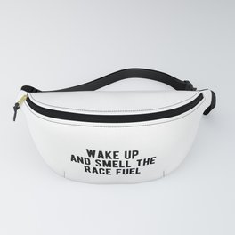 Wake Up And Smell The Race Fuel Drag Racing Fanny Pack