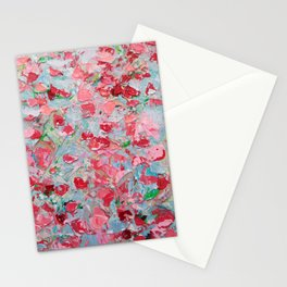 Agastache Flowers Stationery Cards
