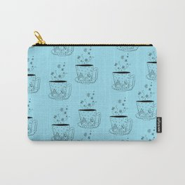 A cup of snow flakes Carry-All Pouch