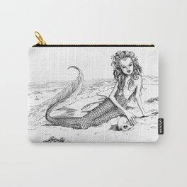 Undine: Creepy Mermaid Carry-All Pouch