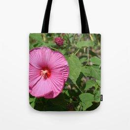 Pink Majesty Tote Bag