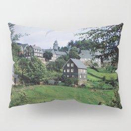 Nordenau im Sauerland, 1958 Pillow Sham