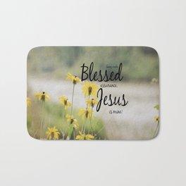 Blessed Assurance Bath Mat