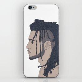 Dreadlocks iPhone Skin