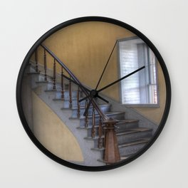 The Staircase Wall Clock