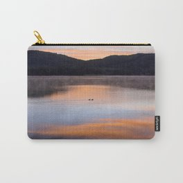 Out of the Depths (Sunrise on Lake George) Carry-All Pouch