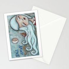Sail Away - by Diane Duda Stationery Cards