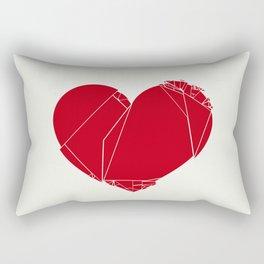 Heart-2 Rectangular Pillow