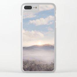 Sunrise v3 Clear iPhone Case