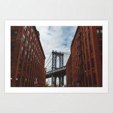 New York Love II Art Print