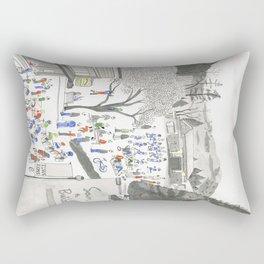 ross common Rectangular Pillow